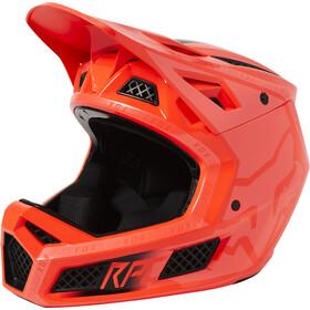 Fox Rampage Pro Carbon MIPS Repeater Helmet Men atomic punch